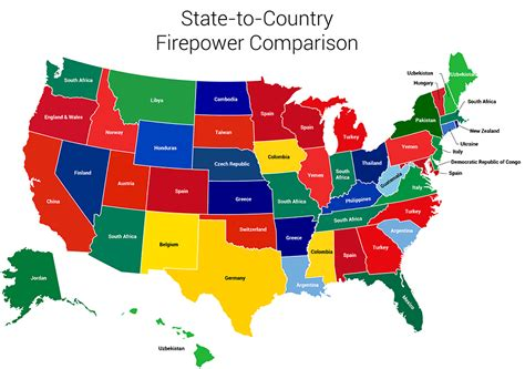 all fifty states this surprising map shows all 50 states renamed for