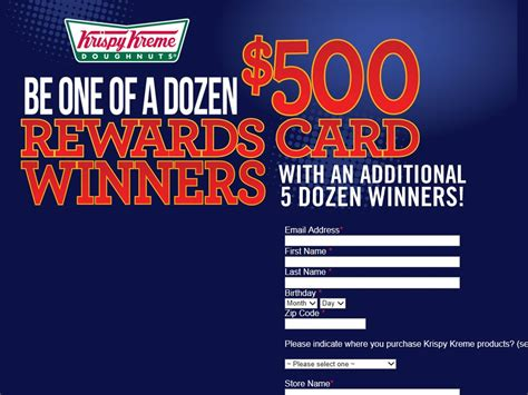 Krispy Kreme Giveaway - krispy kreme dozens sweepstakes sweepstakes fanatics