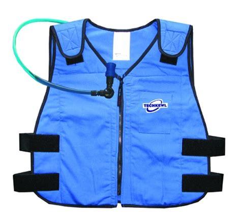 cooling vest techkewl phase change hydration cooling vest