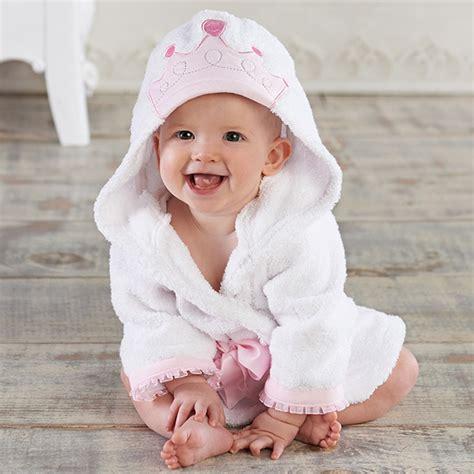 princess hooded spa robe baby aspen