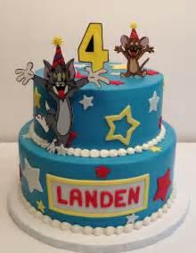 17 images tom jerry cartoon birthday cakes tom jerry