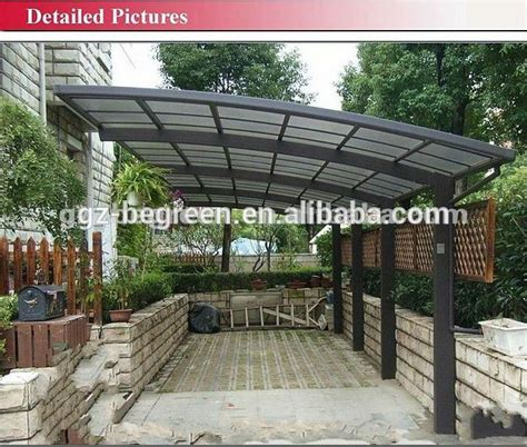 Plastic Car Ports by Unbreakable Anti Corrosion Cantilever Carport Buy Mobile