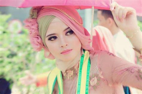 tutorial make up wajah wisuda contoh model kebaya wisuda muslim 2016 paling populer
