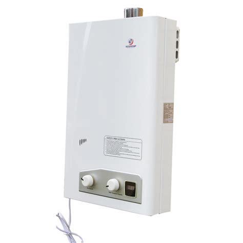 eccotemp tankless water heater propane eccotemp fvi12 lp liquid propane indoor forced vent
