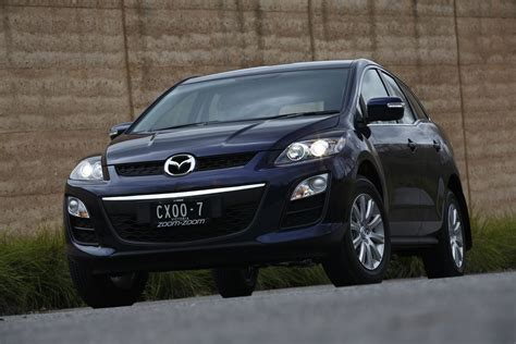 mazda suv lineup news mazda s cx 7 suv lineup is even more impressive