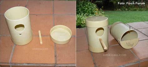 Glodok Untuk Burung By Tzo membuat tempat sarang burung dari pipa pvc batang palem