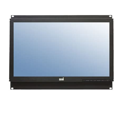 Rackmount Lcd Monitor pmm4421 8 20 quot industrial rackmount lcd monitor bsicomputer