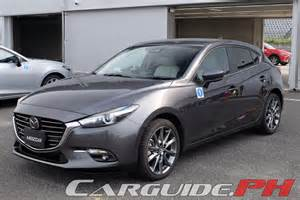 2017 mazda3 in machine gray metallic not your typical 50