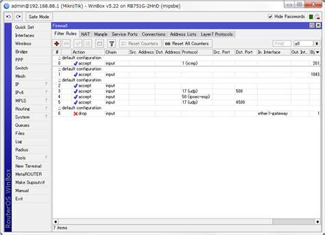 Local Id ipsec vpn aggressive interconnection with mikrotik