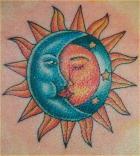 tattoo meaning sun and moon tattoo art sun and moon tattoos