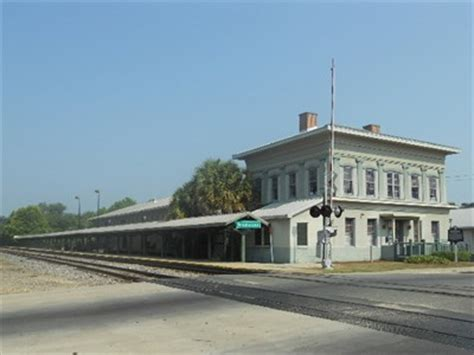 The Home Depot Tallahassee Fl by Jacksonville Pensacola And Mobile Railroad Company Freight Depot Tallahassee Fl