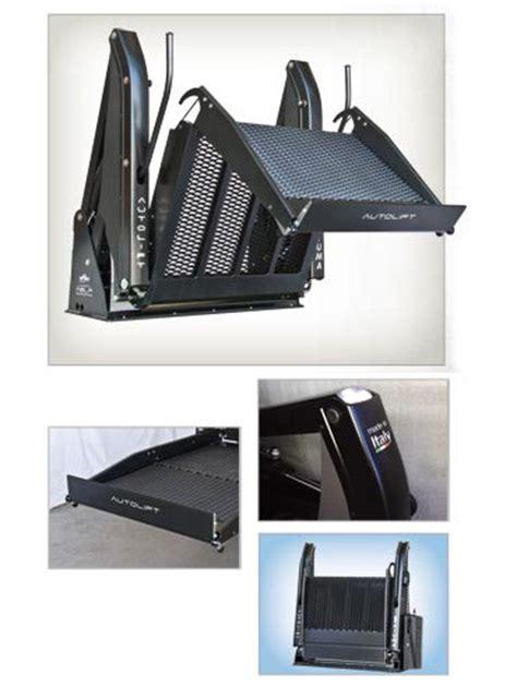 pedane per disabili per auto pedane elettroidrauliche in alluminio per furgoni