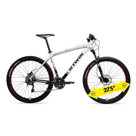 E Bike Decathlon by Rockrider 580 Mountain Bike 27 5 Quot Decathlon