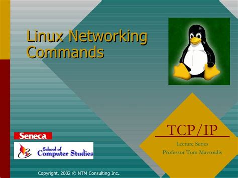 tutorial linux networking linux networking commands