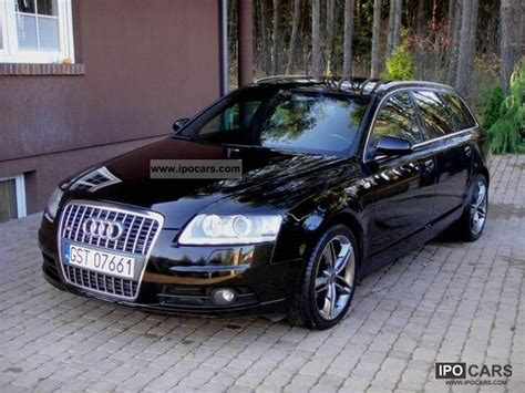 Audi A6 2006 S Line by 2006 Audi A6 S Line Quattro Pneumatyka Car Photo And Specs
