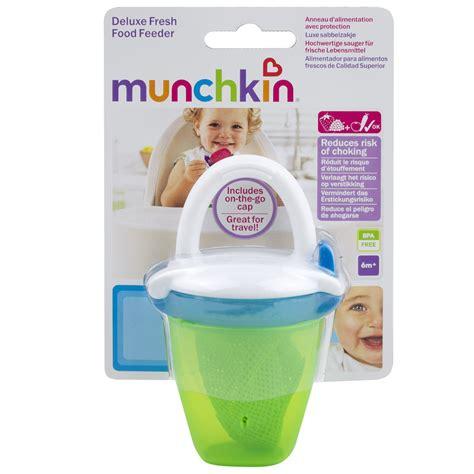 munchkin fresh food feeder mesh feeder silicone baby