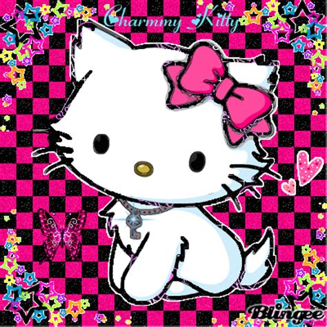 imagenes de hello kitty moviendose charmmy kitty picture 80472105 blingee com