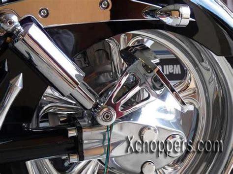 Cover Shock X Ride By Habemotor xchoppers arnott air susp vtx all triumph rocket
