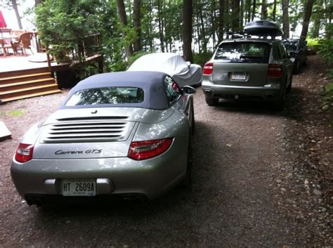 porsche driveway prepare a disaster plan for your porsche