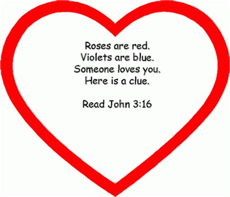 religious quotes valentines cards sayings for