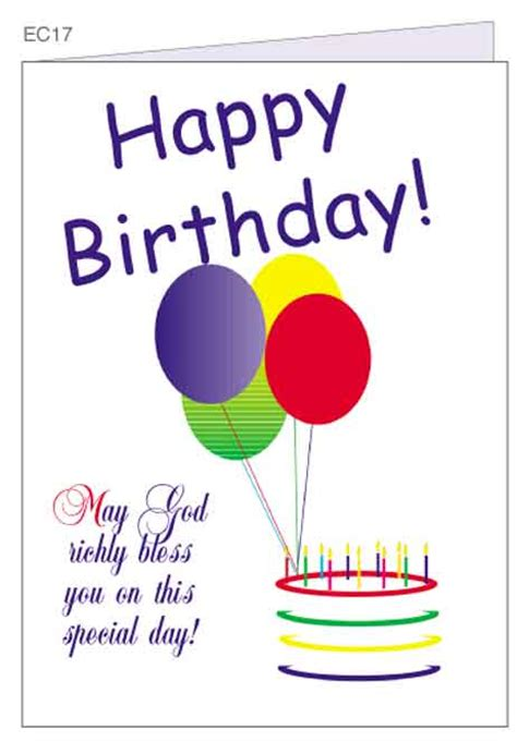 free printable birthday cards religious happy birthday cards 12 coloring kids