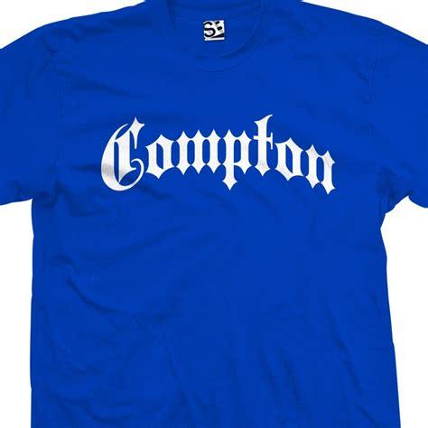 T Shirt Compton compton thug t shirt