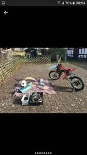 Cross Motorrad 125 Ccm Mit Stra Enzulassung Gebraucht by 125ccm Motorrad Motorradmarkt Gebraucht Kaufen Quoka De