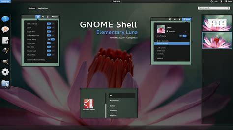 themes gnome shell deviantart gnome shell elementary luna by half left on deviantart