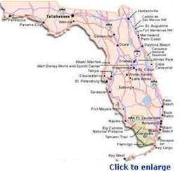 i need a map of florida orlando tourist information bureau orlando travel