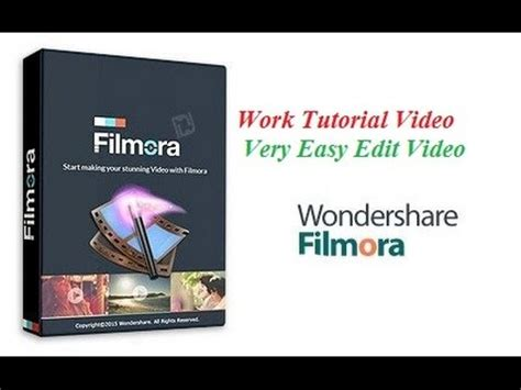 wondershare filmora video editing tutorial ক ভ ব ভ ড ও how to create slideshow video with
