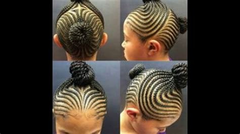 africa plating lines hairstyles ghana hair braiding styles for kids beautiful kids