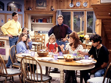 Full house and friends what the homes would cost people com