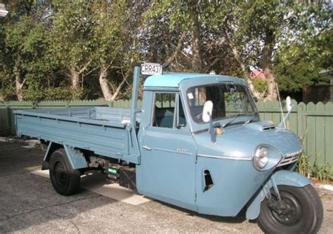 2 ton 1968 mazda t2000 trike bring a trailer