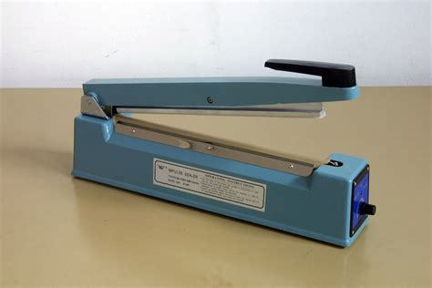 Alat Perekat Plastik Listrik jual mesin perekat plastik murah impulse sealer mesin