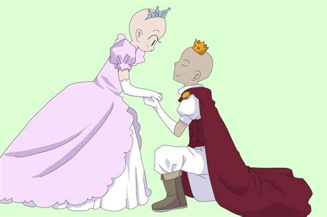 Fs 6130 Kaos Dg princess and prince base by athenagranger on deviantart
