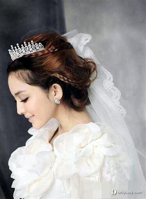 Wedding Hairstyles Korean by Korean Bridal Hairstyles