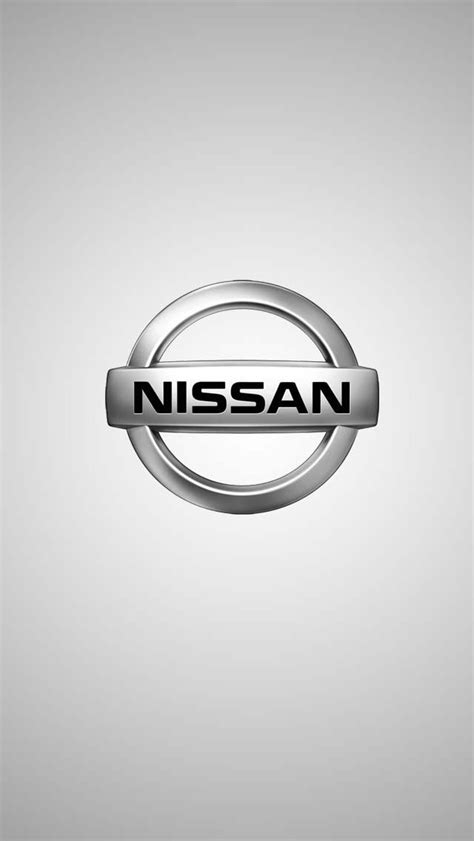 nissan logo wallpaper nissan logo smartphone wallpapers in 2018
