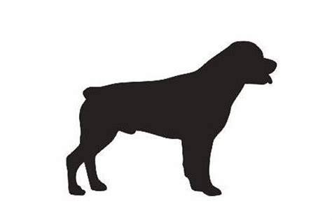 rottweiler decals rottweiler decals for cars and walls lover decals