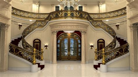 Look Inside Tour 139 Million Mansion The Most Expensive