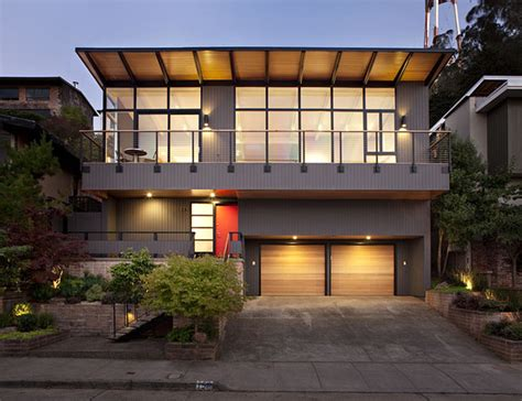 klopf architecture san francisco mid century modern remodel midcentury exterior san