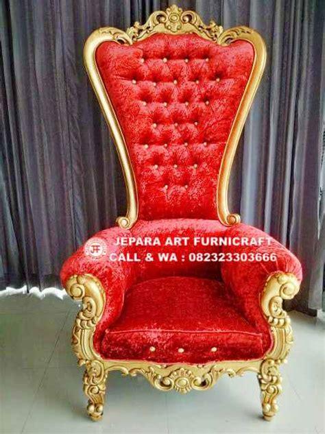 Kursi Tamu Cobra sofa mewah cobra armchair gold leaf velvet