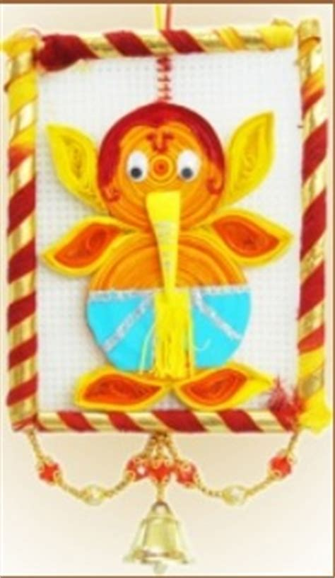 Paper Craft Work - paper craft work ganesha hanging in alwar alwar anil