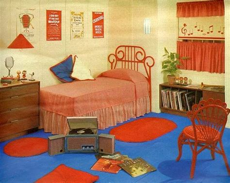 seventeen bedroom ideas 55 best 1970s bedroom images on pinterest dream bedroom