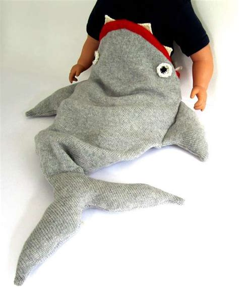 baby shark trend aquatic baby sleepers baby shark sleeping bag