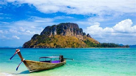 Thailand Island Beautiful Scenery Hd Wallpaper 7448