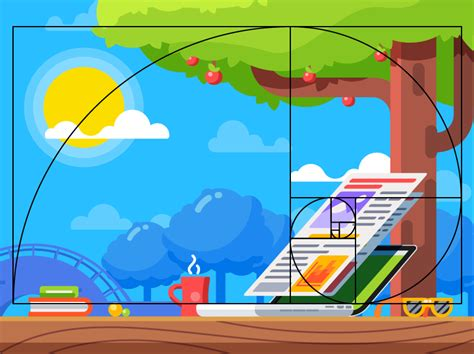 golden ratio graphic design layout golden ratio bring balance in ui design tubik studio