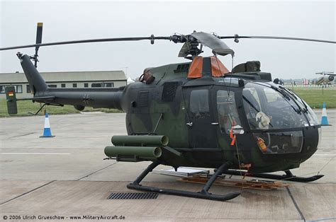 Helicopter Attack Bo Ktk world and forces germany