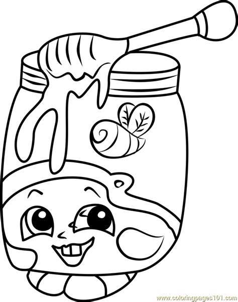 shopkins donut coloring page free apple blossom shopkins coloring page shopkins