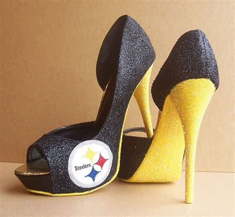 steelers high heels 1000 images about steeler nation on