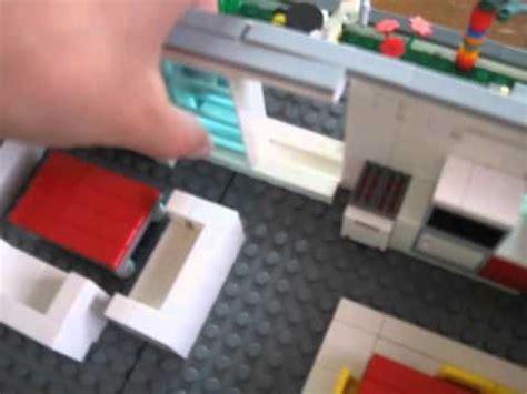 tutorial lego gourmet kitchen cc grande maison en lego avec design2 youtube